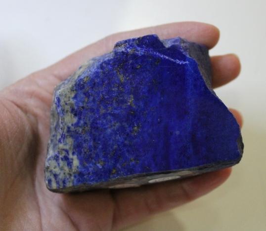 Bloc Brut en Lapis Lazuli d'Afghanistan