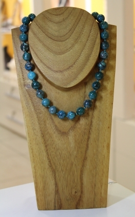 Collier en Chrysocolle
